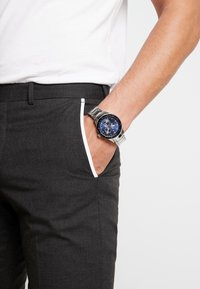 Tommy Hilfiger - SPORT - Chronograph watch - silver-coloured/blue - 0
