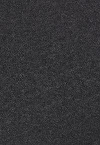 pure cashmere - TURTLENECK DRESS - Maxi dress - graphite - 2