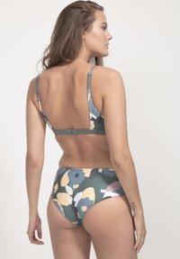 boochen - AMAMI - Bikini top - green - 2