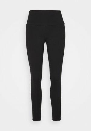 LUXE LEGGING - Leggings - black