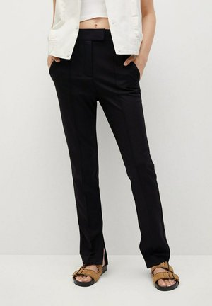 COLCA-I - Trousers - black