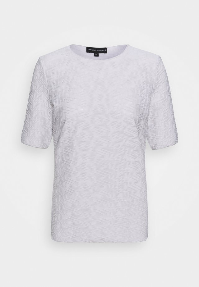 JUMPER - Camiseta básica - silvery grey