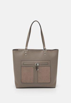 TAYLOR TOTE - Shopping bag - mid grey