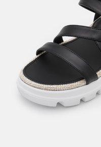 Marc Cain - Sandals - black - 6