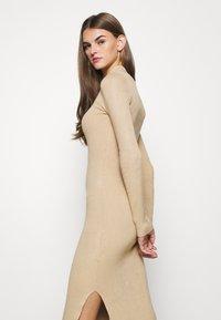 Even&Odd - Pletené šaty - beige - 3
