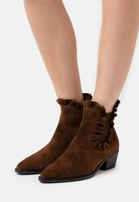 Kennel + Schmenger - EVE - Ankle boots - tan - 0