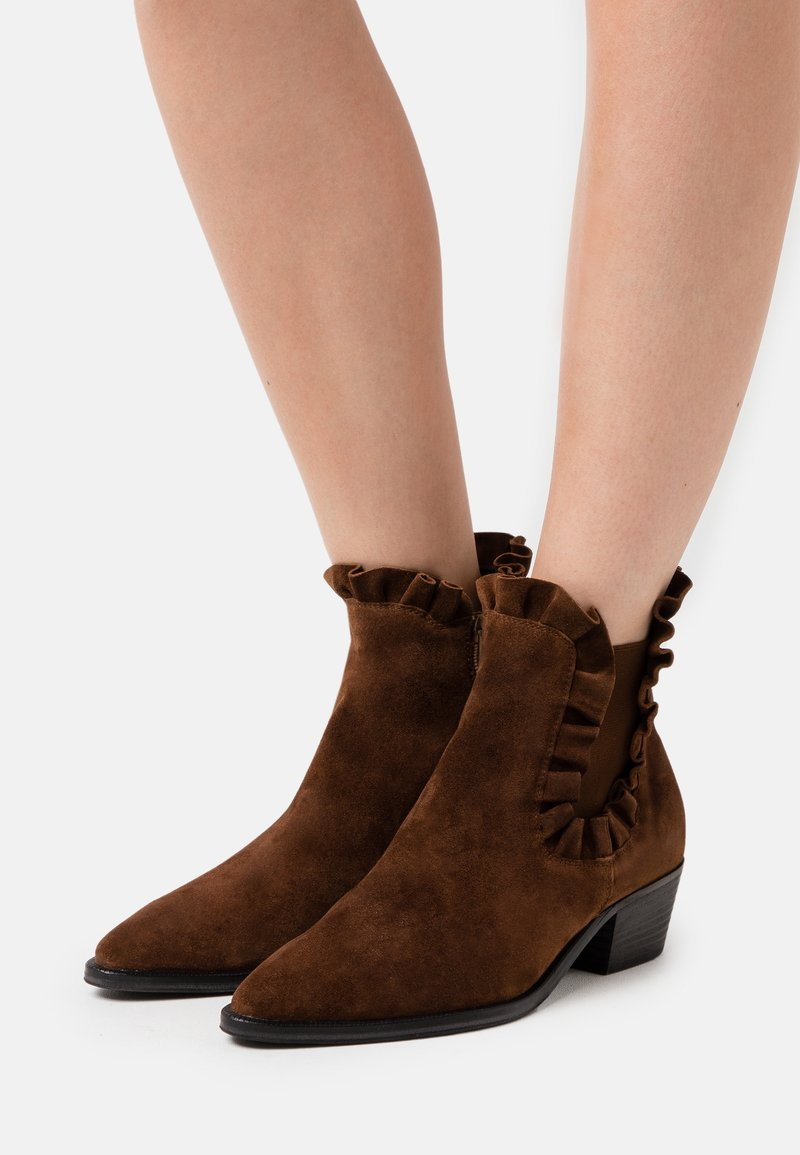 Kennel + Schmenger - EVE - Ankle boots - tan