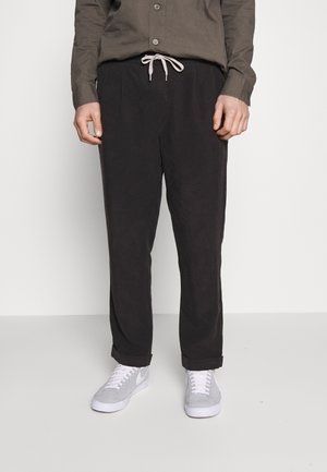 GROVE TROUSER - Trousers - washed black