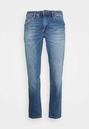 YORK - Jeans straight leg - blue