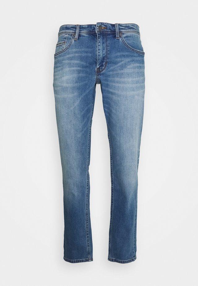 YORK - Jeans straight leg - blue