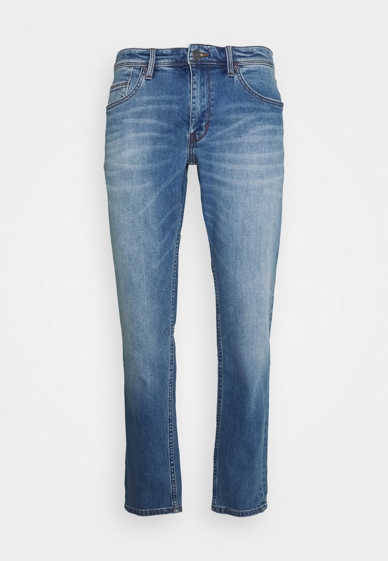 s.Oliver - YORK - Straight leg jeans - blue
