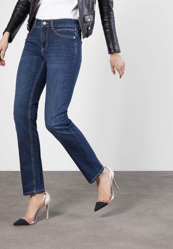 ANGELA - Slim fit jeans - blue