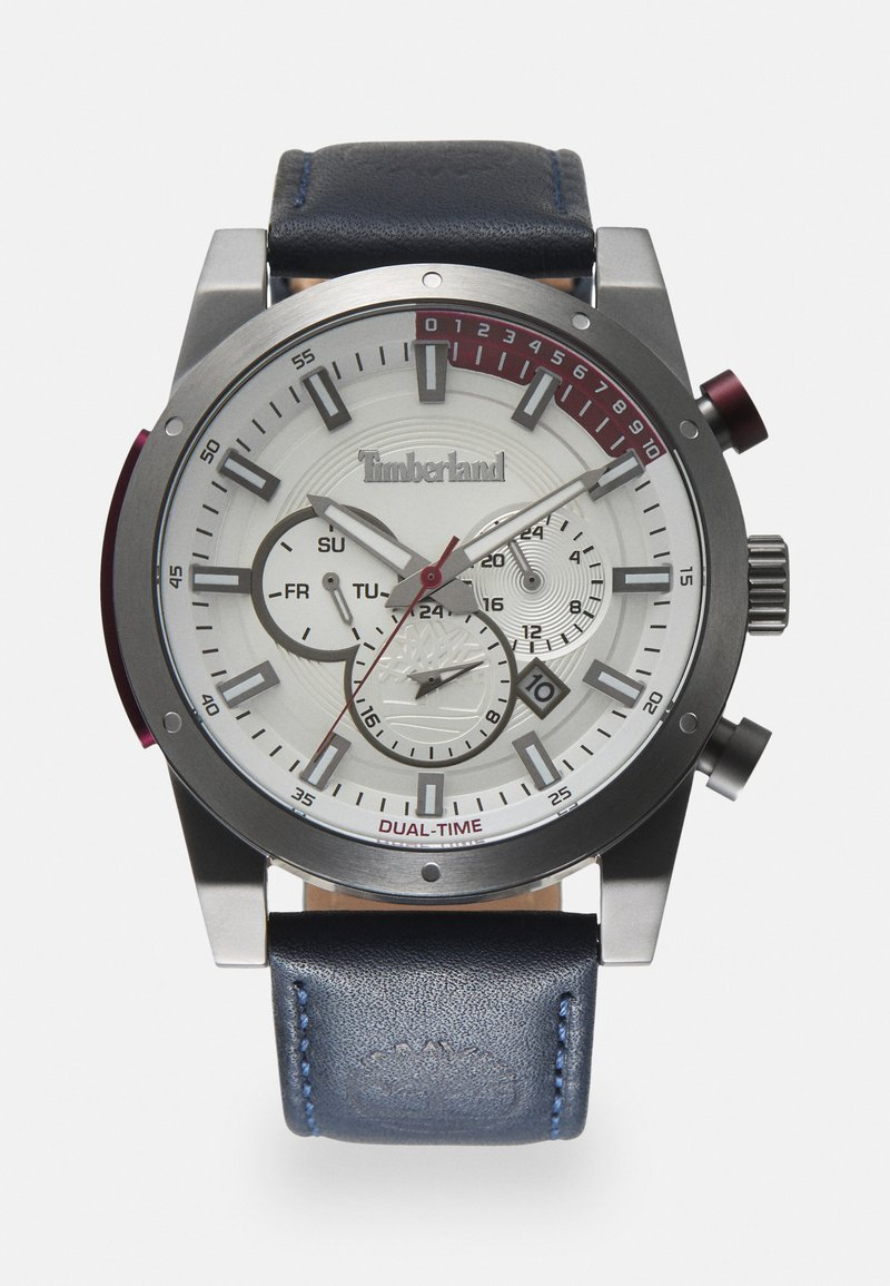 Timberland - SHERBROOK - Chronograph watch - blue