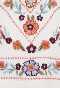 YAS Tall - YASCHELLA DRESS - Maxi dress - star white - 2