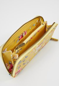 Cath Kidston - CONTINENTAL ZIP WALLET - Portefeuille - yellow - 5