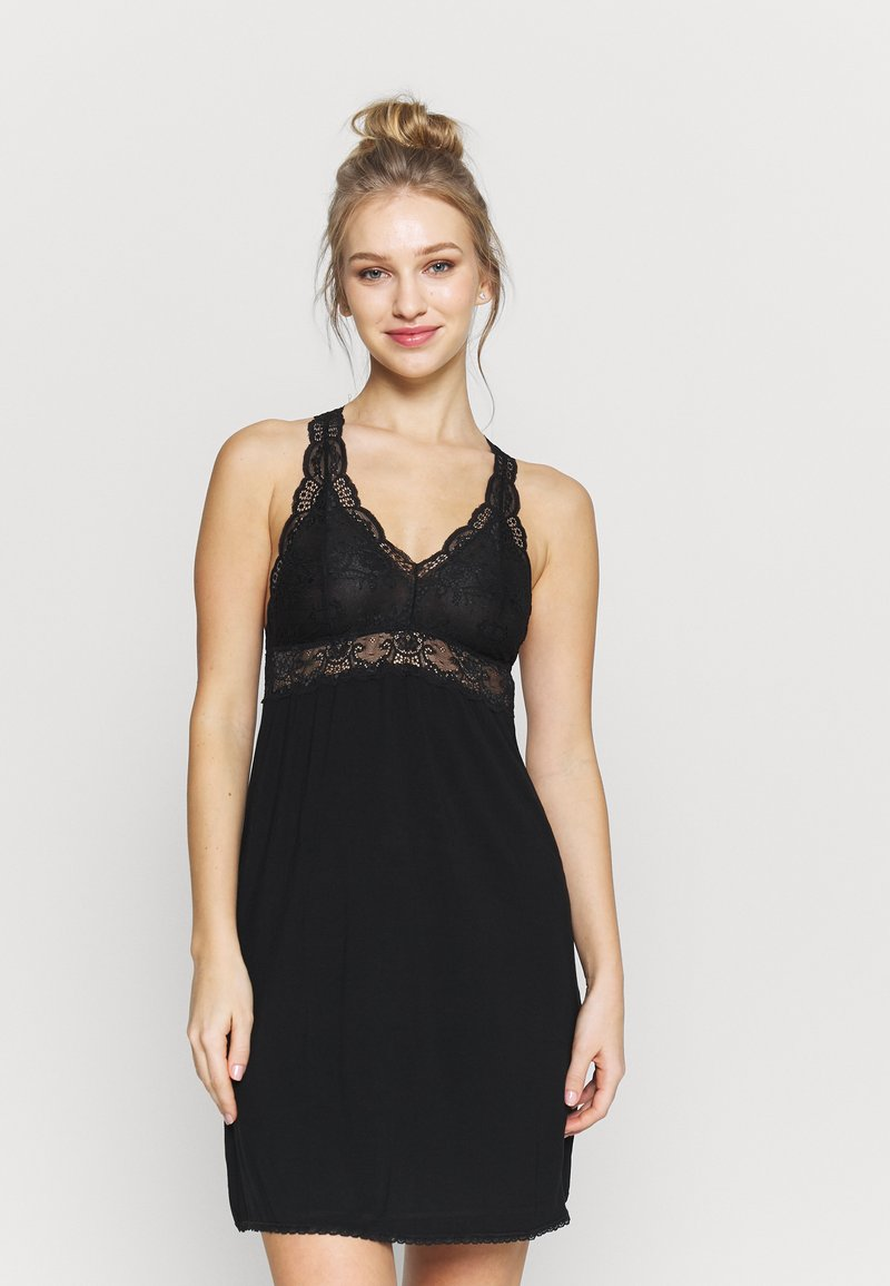 Anna Field - Nightie - black