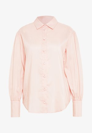 MELA - Button-down blouse - peach