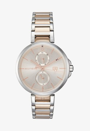 DRESSED - Watch - silver-coloured/roségold-coloured
