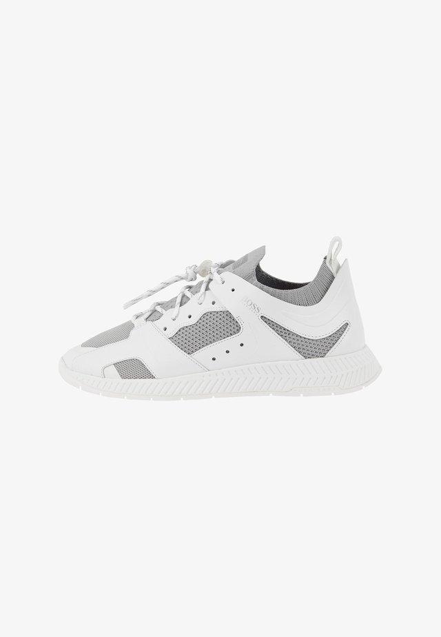 TITANIUM_RUNN - Trainers - white