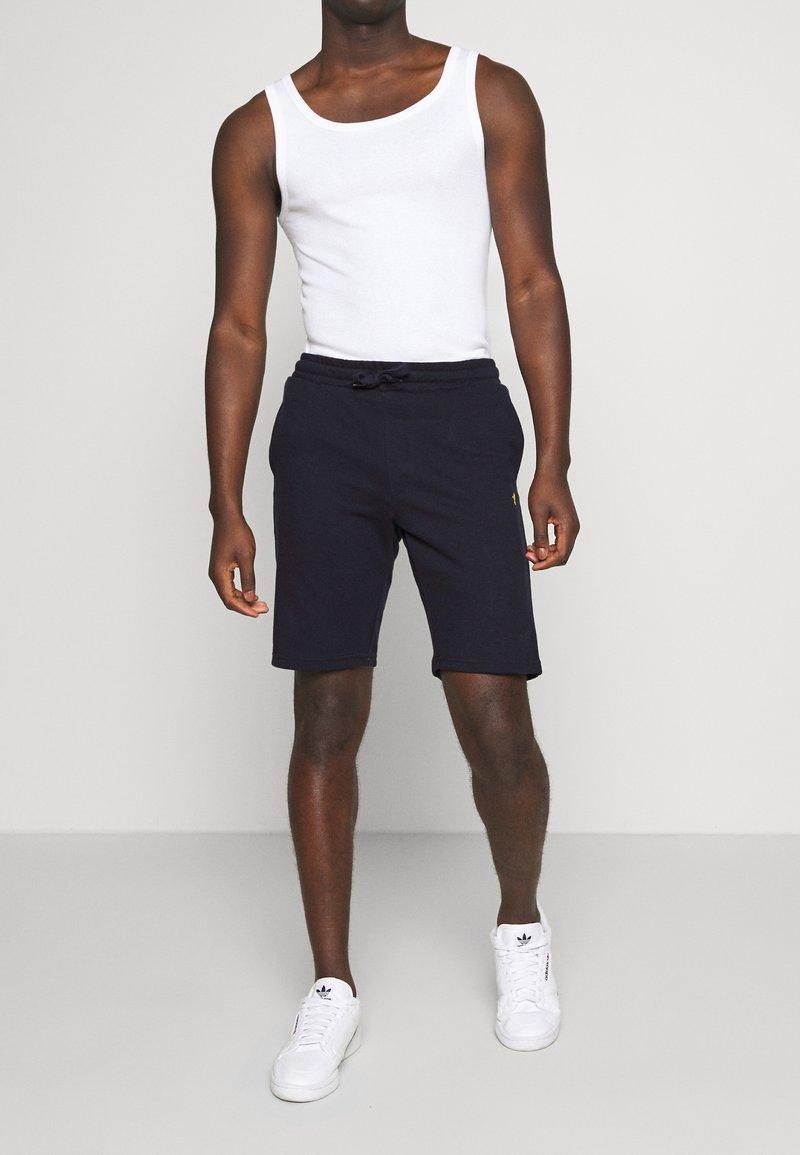 Pier One - Spodnie treningowe - dark blue