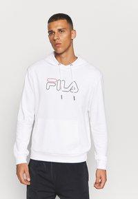 Fila - LABAN - Hoodie - bright white - 0