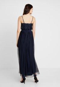 Lace & Beads - KEEVA MARIKO - Occasion wear - navy - 3