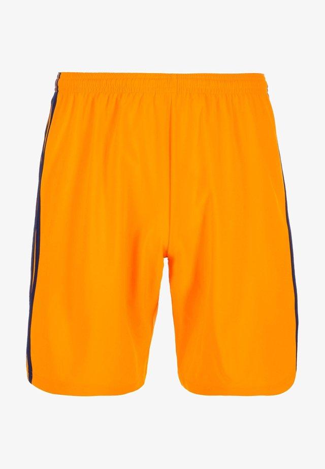 CONDIVO  18 SHORTS - Short de sport - orange/dark blue