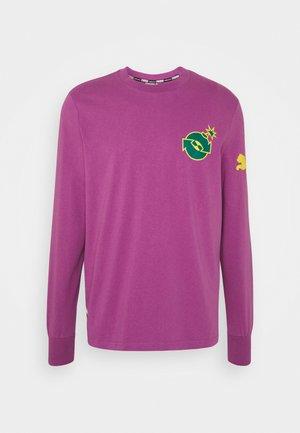 T-shirt à manches longues - amethyst