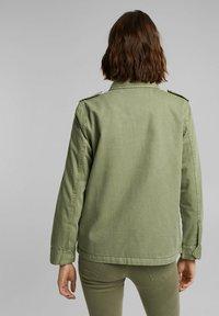 Esprit - Summer jacket - light khaki - 2