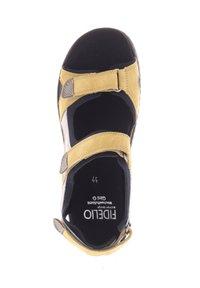 Fidelio - GINI - Walking sandals - curry - 3