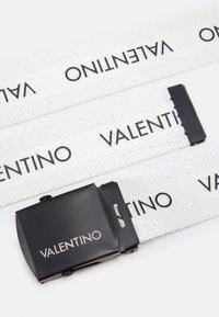 Valentino Bags - BELT - Skärp - bian/nero - 1