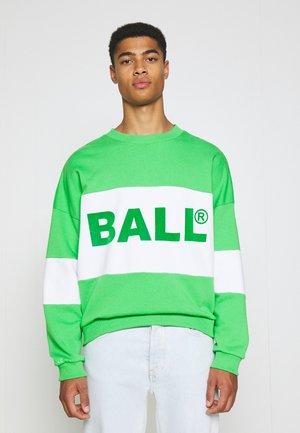 BALL SUMMER BALL FLOCK - Sweatshirt - bright green