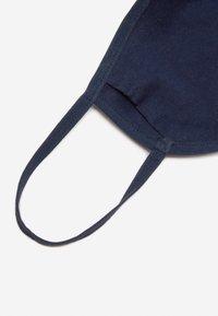 Zign - 5 PACK - Masque en tissu - dark blue - 6