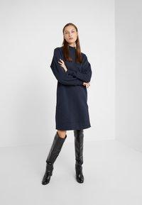 BLANCHE - HELLA DRESS - Day dress - navy - 1