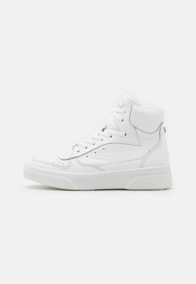 DANOI - Sneakers hoog - white