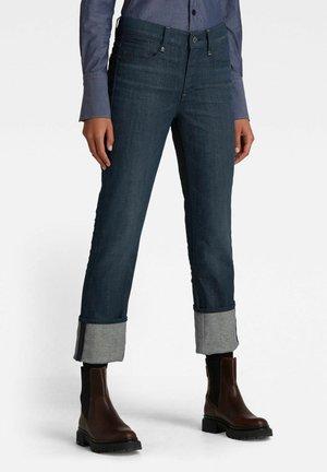 NOXER STRAIGHT JEANS - Straight leg jeans - worn in leaden