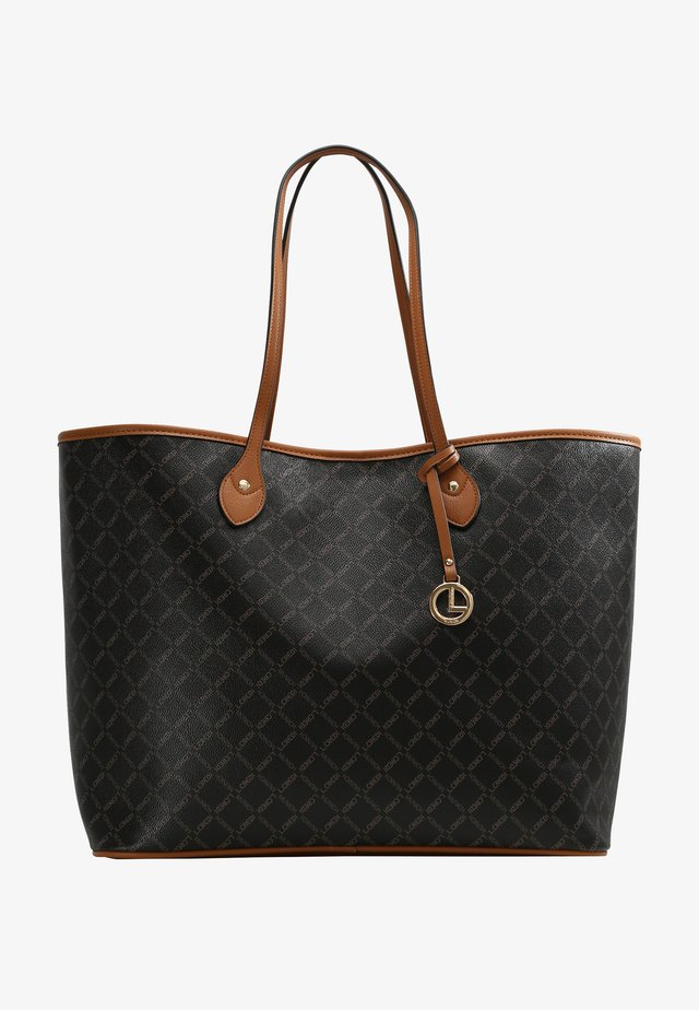 FILIBERTA - Shopping bag - braun