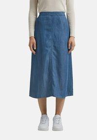 Esprit - Denim skirt - blue medium washed - 3