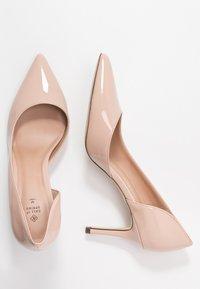 Call it Spring - VICTORIA - Zapatos altos - bone - 3