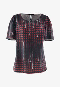 Alba Moda - Print T-shirt - marineblau,rot,weiß - 3