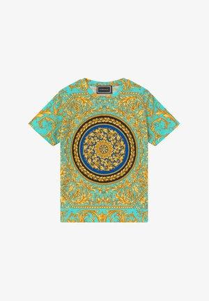 MANICA CORTA - T-shirt imprimé - verde