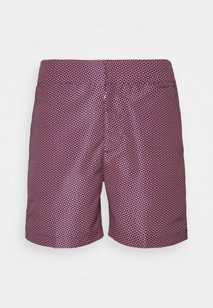 TRUNKS CLASSIC IPANEMA - Shorts da mare - navy/terracotta