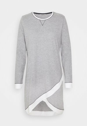 ALDERCY NIGHTSHIRT - Nightie - medium grey