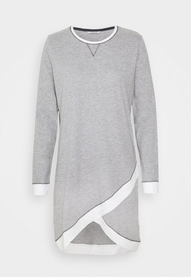 ALDERCY NIGHTSHIRT - Koszula nocna - medium grey