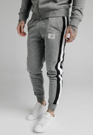 LUXE MUSCLE FIT JOGGER - Trainingsbroek - grey marl