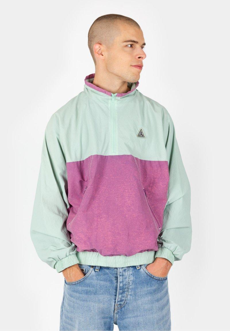 HUF - Light jacket - mint