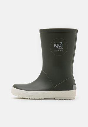 SPLASH NAUTICO UNISEX - Wellies - kaki