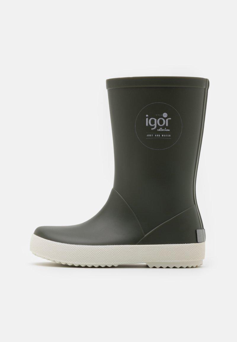 IGOR - SPLASH NAUTICO UNISEX - Botas de agua - kaki