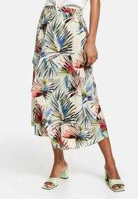Taifun - A-line skirt - multi-coloured - 0