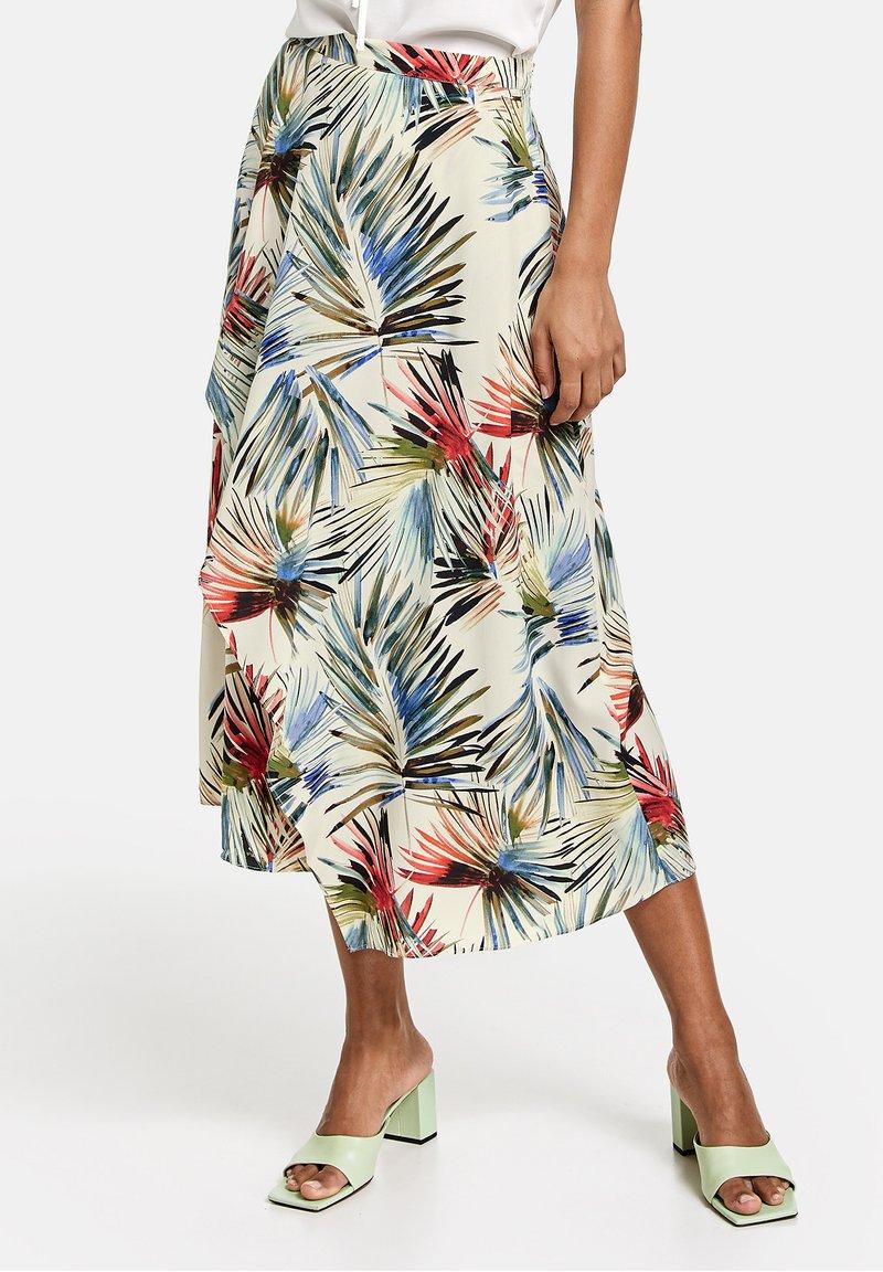 Taifun - A-line skirt - multi-coloured